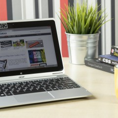 Acer Aspire Switch 10  wideotest tabletu z klawiaturą