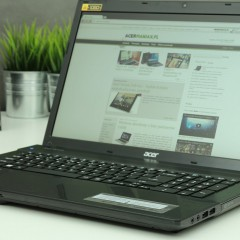 Wideotest laptopa Acer Aspire V3-772G