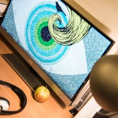 Wideotest monitora AOC d2757Ph