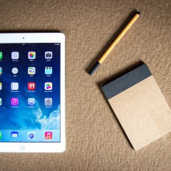 Wideotest tabletu iPad Air