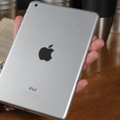 Wideotest tabletu iPad mini z ekranem Retina