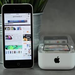 Wideotest telefonu Apple iPhone 5c