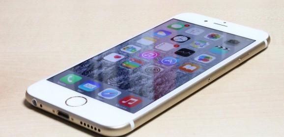 Apple iPhone 6  wideotest telefonu