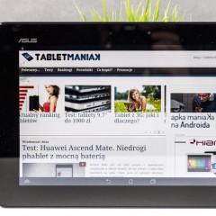 Wideotest tabletu ASUS MeMO Pad FHD 10 LTE