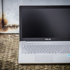 Wideotest laptopa ASUS N550JV