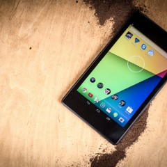 Wideotest tabletu ASUS Nexus 7 LTE (2013)