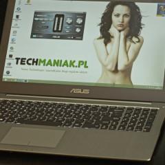 Wideotest laptopa ASUS U500VZ (UX51VZ)