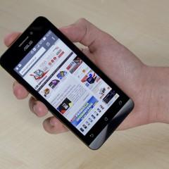 ASUS Zenfone 4  wideotest telefonu