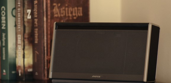Wideotest: Bose SoundLink II  mobilny głośnik z wydajnym akumulatorem