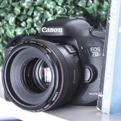 Canon EOS 7D Mark II  wideotest aparatu