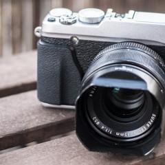 Wideotest aparatu Fujifilm X-E2