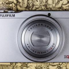 Wideotest aparatu Fujifilm XQ1