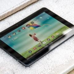 Wideotest tabletu HANNSpree HANNSpad SN1AT71