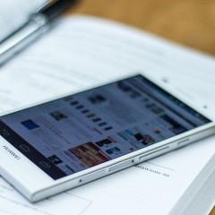 Wideotest telefonu Huawei Ascend P6