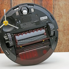 iRobot Roomba 880  wideotest robota odkurzającego