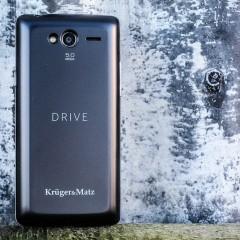 Wideotest telefonu Kruger&Matz Drive KM0407