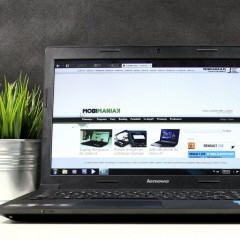 Wideotest laptopa Lenovo IdeaPad B5400
