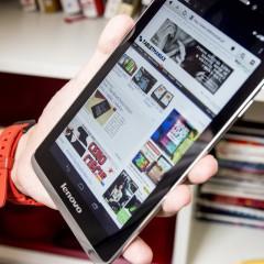 Lenovo S5000 3G  wideotest tabletu