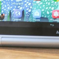 Wideotest tabletu Lenovo Yoga Tablet 10
