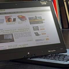 Wideotest laptopa Lenovo ThinkPad S230U Twist
