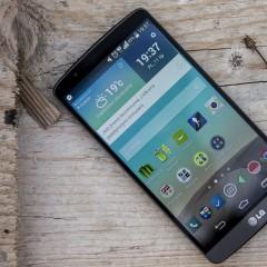 LG G3  wideotest telefonu