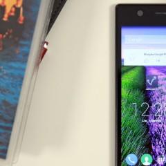 myPhone Infinity 3G  wideotest telefonu