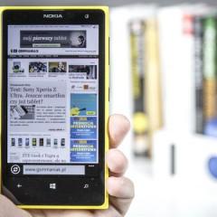 Wideotest telefonu Nokia Lumia 1020