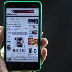 Wideotest telefonu Nokia Lumia 625