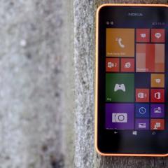 Nokia Lumia 630  wideotest telefonu