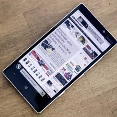 Nokia Lumia 930  wideotest telefonu
