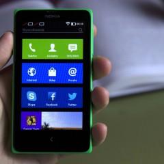 Nokia X Dual SIM  wideotest telefonu