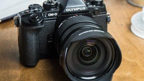Wideotest aparatu Olympus OM-D E-M1