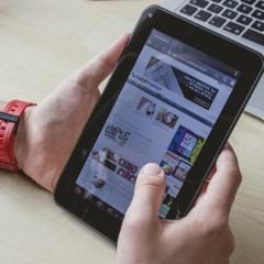 Overmax Newbase III – wideotest tabletu