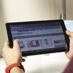 Overmax Qualcore 1010 – wideotest tabletu