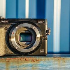 Wideotest aparatu Panasonic Lumix GX7