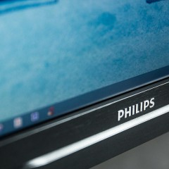 Wideotest monitora Philips 272P4