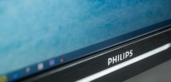 Wideotest monitora Philips 272P4