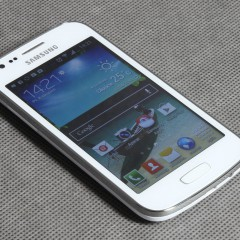 Samsung Galaxy Ace 3  wideotest telefonu
