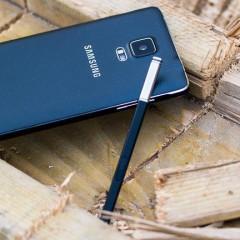 Samsung Galaxy Note 4  wideotest telefonu