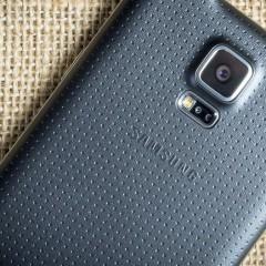 Samsung Galaxy S5  wideotest aparatu w telefonie