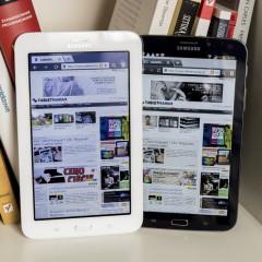 Samsung Galaxy Tab 3 7.0 3G i Tab 3 7.0 3G Lite  wideotest i porównanie tabletów