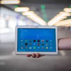 Wideotest tabletu Samsung Galaxy Tab Pro 10.1