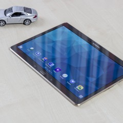 Samsung Galaxy Tab S 10.5 (Wi-Fi)  wideotest tabletu
