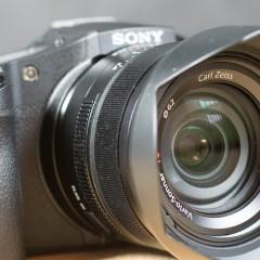 Wideotest aparatu Sony Cyber-shot RX10