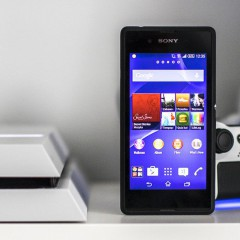 Sony Xperia E3  wideotest telefonu
