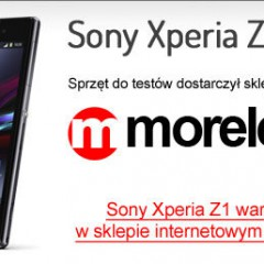 Wideotest telefonu Sony Xperia Z1