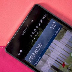 Sony Xperia Z2  wideotest telefonu