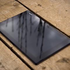Wideotest tabletu Sony Xperia Z2 Tablet