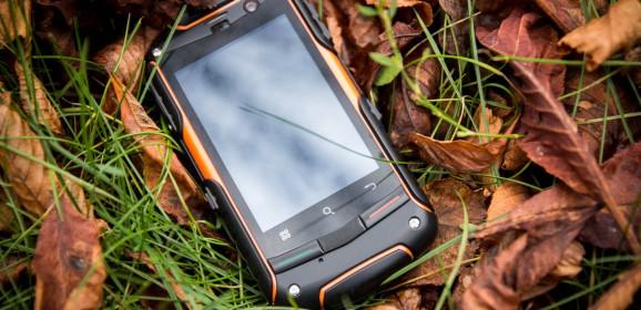 Wideotest telefonu teXet TM-3204R