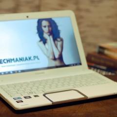 Wideotest Toshiba Satellite L830  stylowy notebook nie tylko dla kobiet